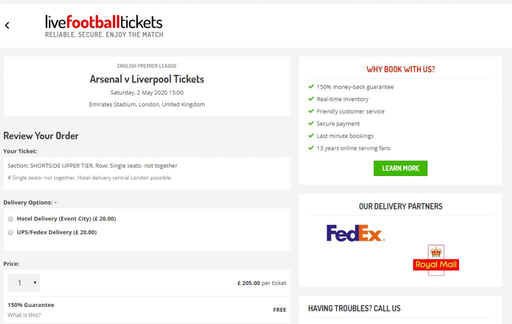 LiveFootball Screenshot Image